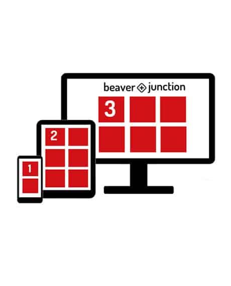 Beaver Builder Responsive Grids