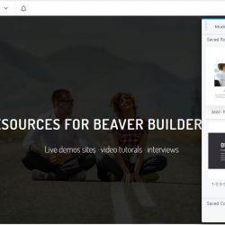 Beaver Builder Saved Rows